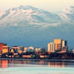 Anchorage en Alaska