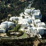 The Getty Center en Los Ángeles