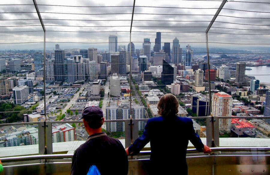 Torre Space Needle en Seattle-02