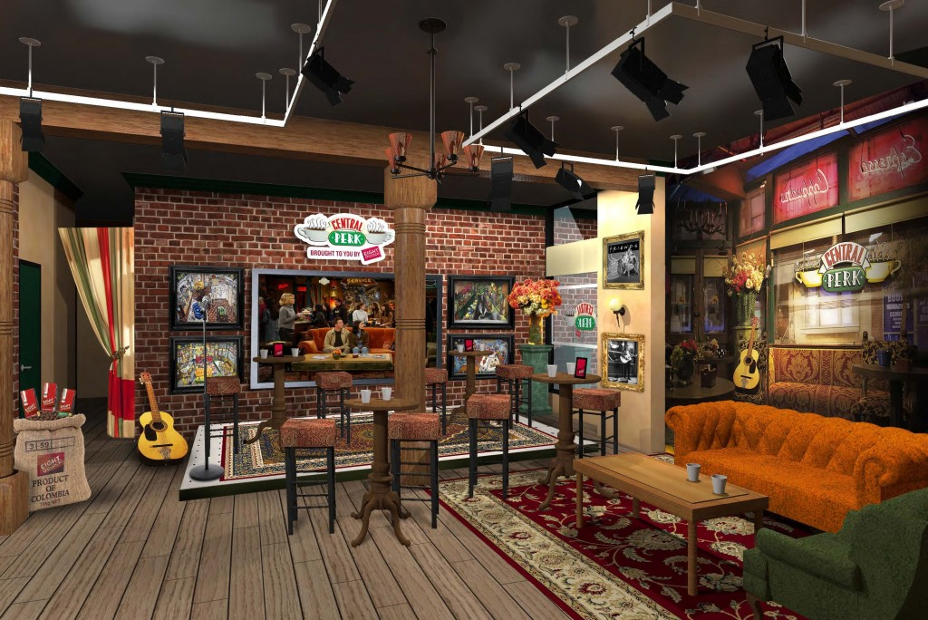 central-perk-friends-orange-couch-seating-area